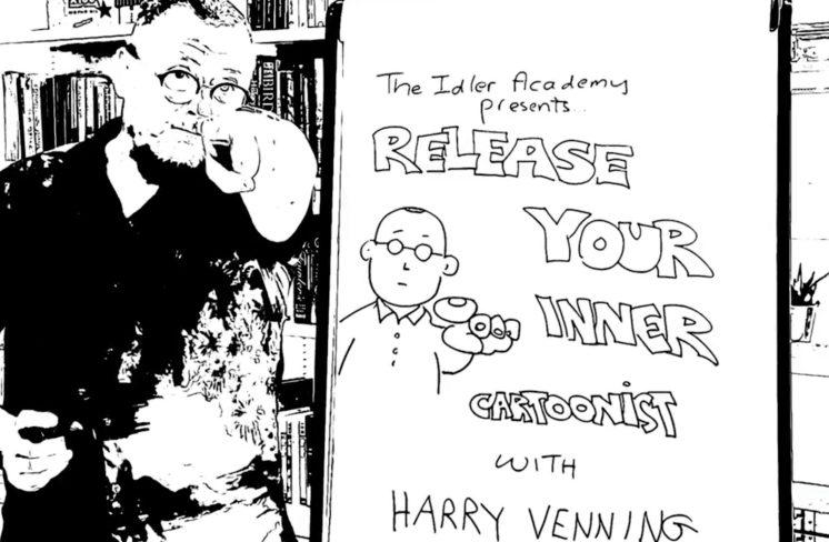 harry venning course image