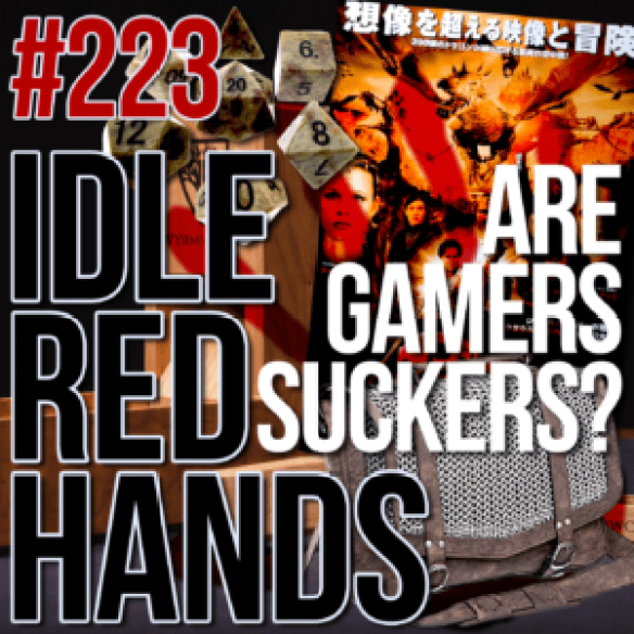General (RPG)   Idle Red Hands