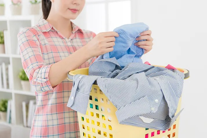 Keep Laundry Organized with These Tips
