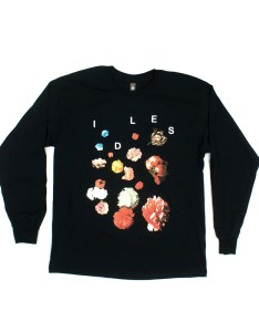 Flowers long sleeve tee also idles rh idlesband