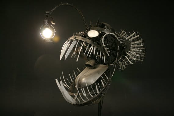 Deep Sea Angler Fish Lamp Id Lights