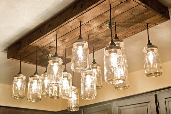 15 Ideas To Recycle Your Kitchen Tool Into Table Lamp ID