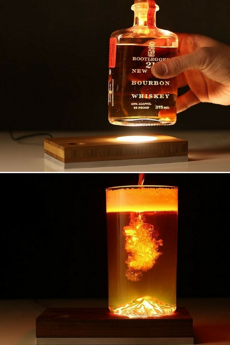 Baselamp Make Your Own DIY LED Desk Lamp  iD Lights