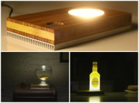 Baselamp - Make Your Own DIY LED Desk Lamp  iD Lights