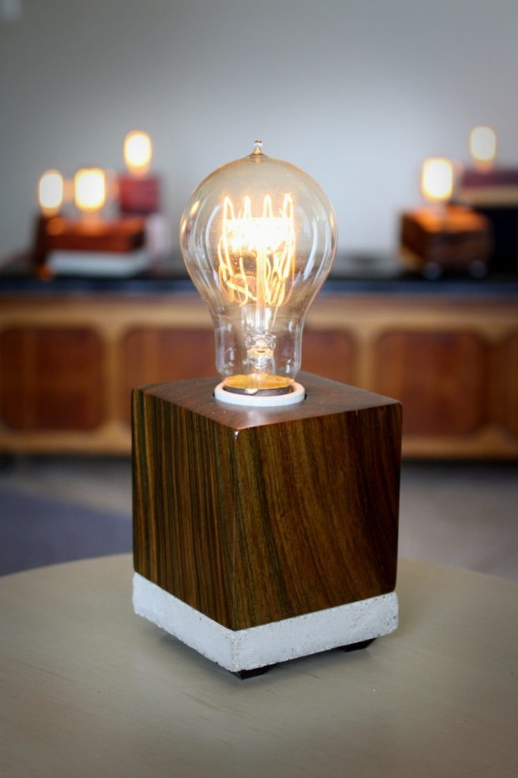 Floor Lamp Edison Bulb