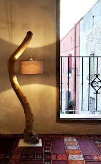 Simple & Easy Driftwood Floor Lamp Tutorial  iD Lights