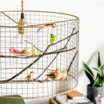 Copper Birdcage Pendant Light Chandelier Id Lights