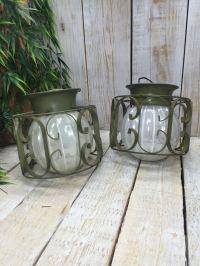 Vintage Outdoor Lighting Fixture  iD Lights