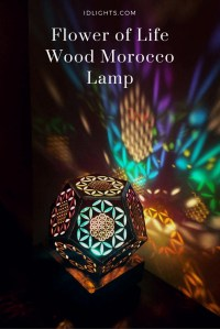 Wood Lamps | iD Lights