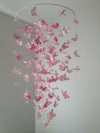 Butterfly Mobile Chandelier  iD Lights
