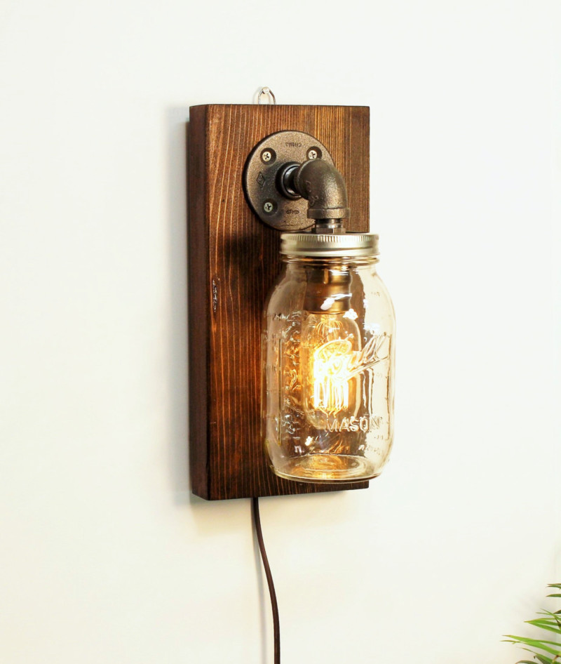 Rustic Wall Lighting