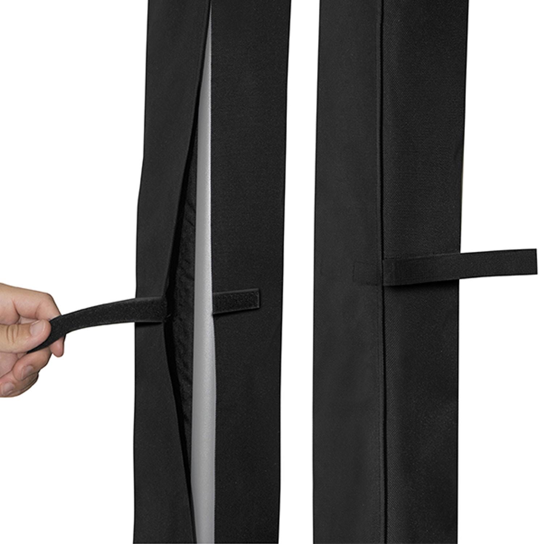 housse de protection pour paravent exterieur h 2 m idmarket