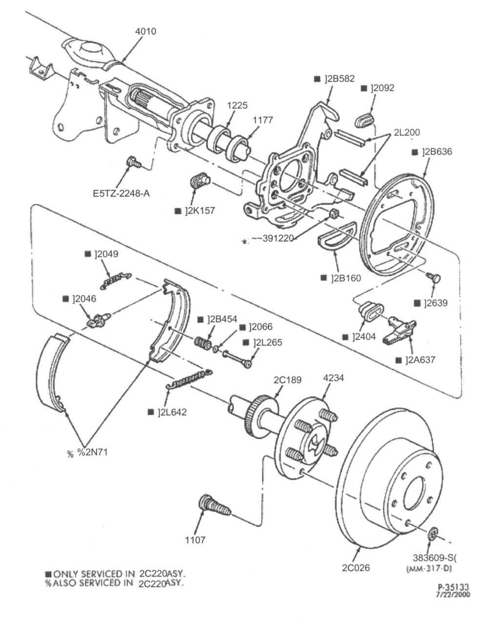 medium resolution of car brake pad diagram