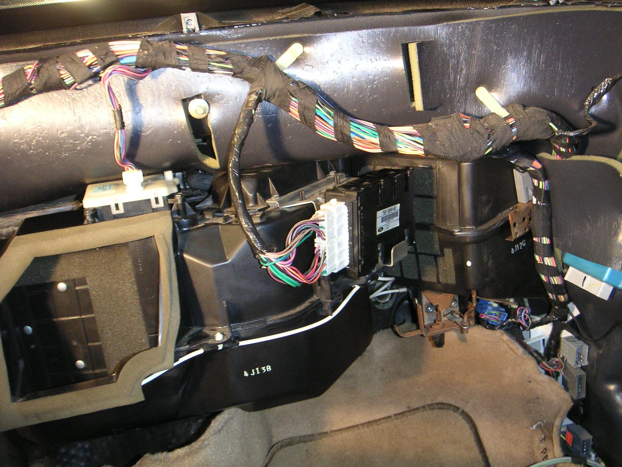2005 ford taurus alternator wiring diagram honeywell fan center 97 engine 3 0 ~ odicis