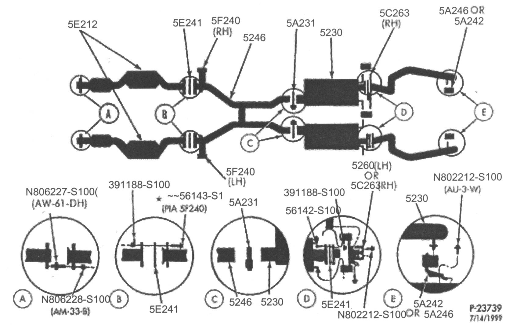 2002 ford escape exhaust diagram nissan x trail towbar wiring auto parts catalog and