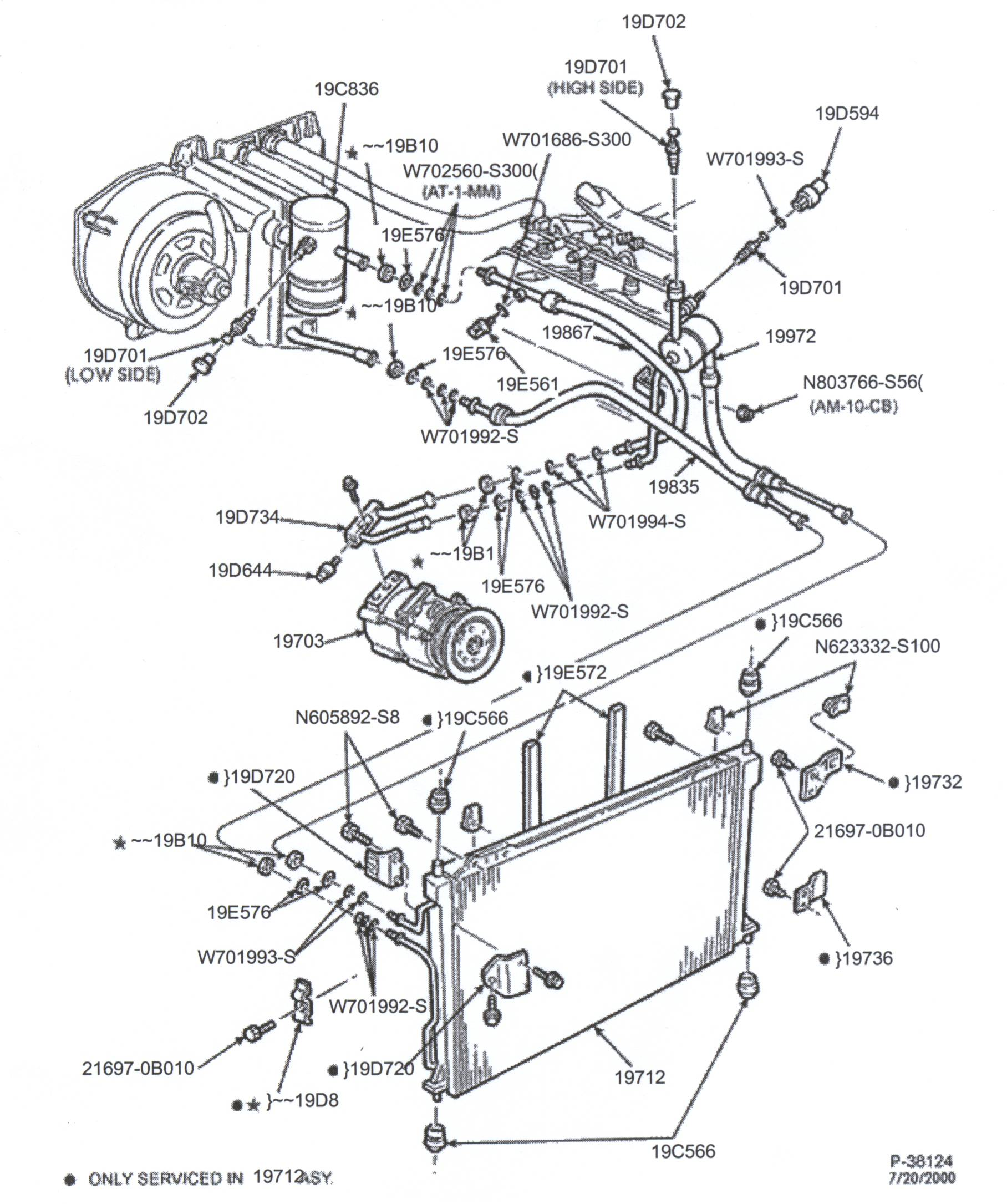 2004 Ford Escape Vacuum Hose Diagram. Ford. Auto Wiring