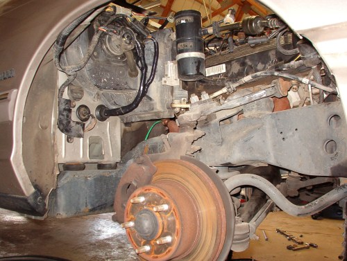 small resolution of 2003 lincoln town car suspension
