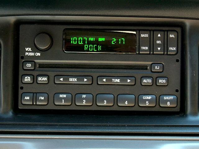 1995 Ford Taurus Radio Wiring Diagram