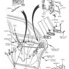 Car Window Parts Diagram Msd Wiring Diagrams Mopar Ford Crown Victoria Police Interceptor P71 Rear Door