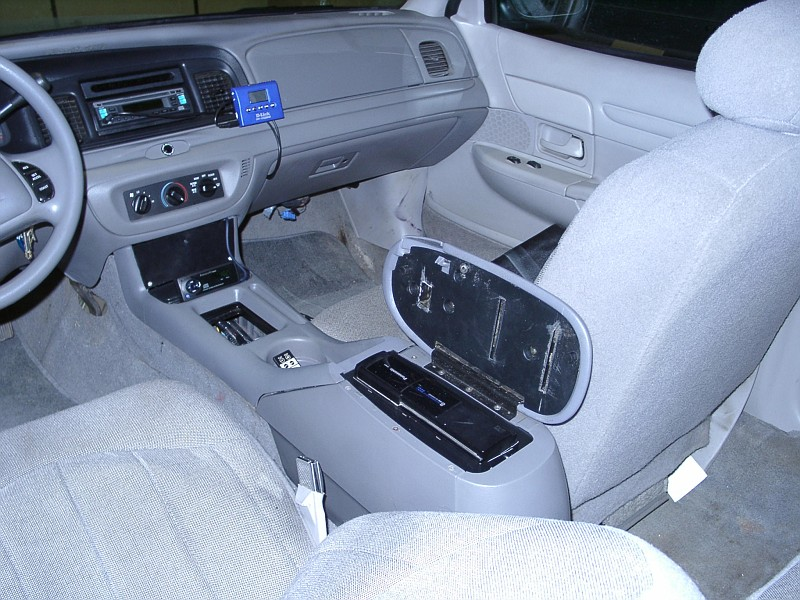 Crown Victoria Lx Sport Interior