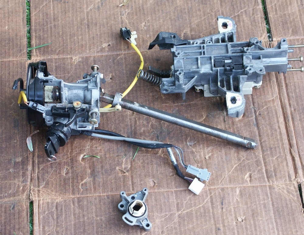 medium resolution of here are the steering shafts which run through the steering column the slightly longer shaft would fit in the 1990 1994 crownvics the slightly shorter one