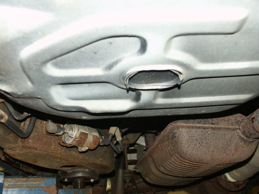 medium resolution of ford crown victoria undercar picture scrapbook1999 crown victoria fuel filter 6
