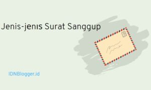 Jenis-jеnіѕ Surat Sanggup