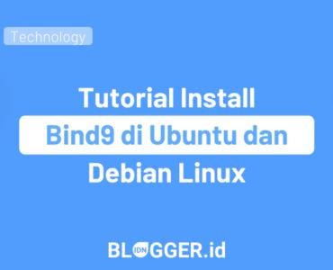 Tutorial Install Bind9 di Ubuntu dan Debian Linux