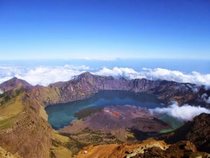 4 Jalur Pendakian Resmi Gunung Rinjani