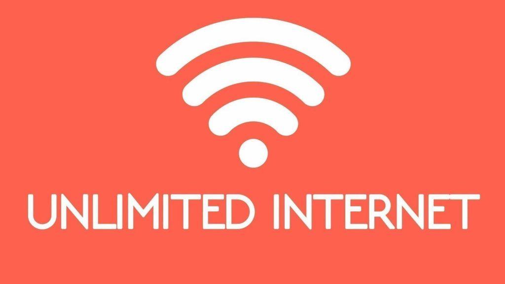 Internet Tak Terbatas