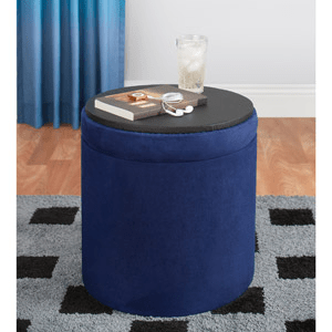 your zone flip chair green glaze folding size in the round storage ottoman 00713537 wfs idollarstore com