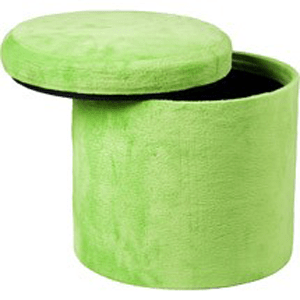 your zone flip chair green glaze table and chairs garden set b m in the round storage ottoman 00713537 wfs idollarstore com