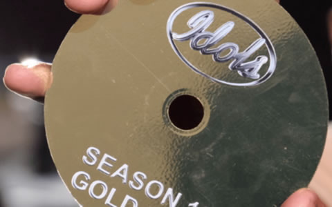 Idols SA Golden Disc