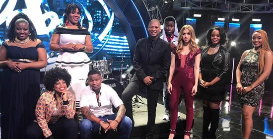 Idols SA 2017 Top 16 Group Two Performances