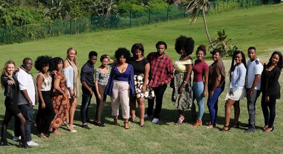 Idols SA 2017 Season 13 Top 16 Contestants