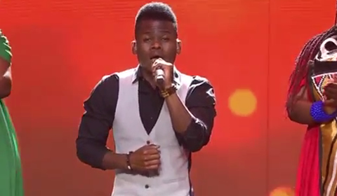 Idols SA 2017 Top 5: Watch Botlhale Performing 'Sedilaka' by The Soil