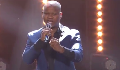 Mthokozisi Ndaba performs Storm Is Over