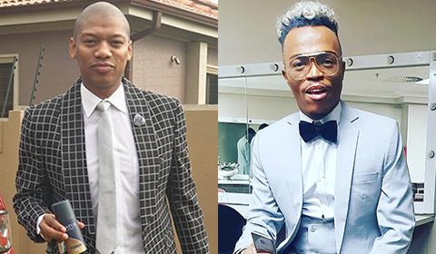 Somizi Mhlongo and ProVerb Win You Spectacular Awards 2017