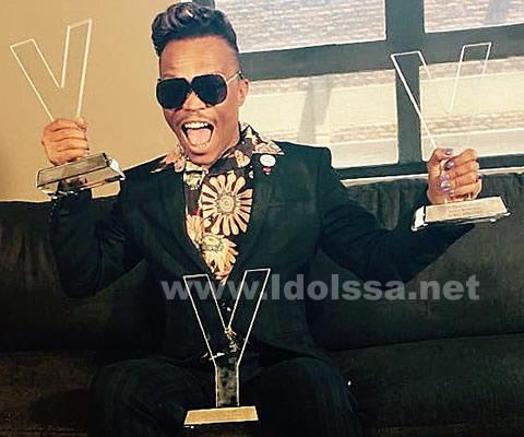 Somizi Mhlongo You Spectacular Awards 2017