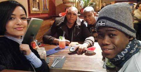 Idols SA 2017 Season 13 Top 3 Contestants London Trip