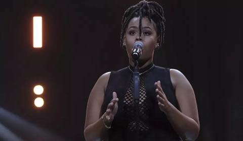 Dalene Swartz Idols SA 2018 Season 14 Contestant