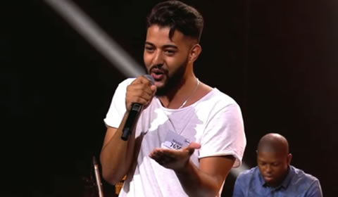 Niyaaz Arendse Idols SA 2018 Season 14 Contestant