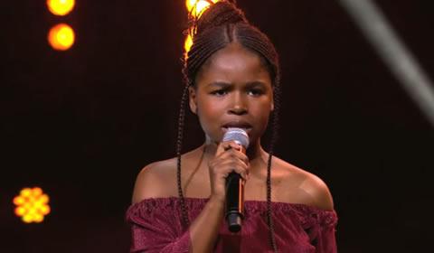 Yanga – Idols SA 2018 top 16 contestant