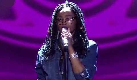 Ntokozo Makhathini performing He Wasn't Man Enough By Toni Braxton