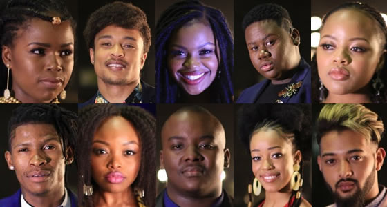 Idols SA 2018 Season 14 Top 10 Contestants Old School Song Choices