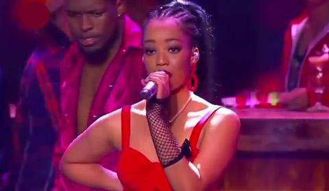 Nosipho Silinda Idols SA 2018 Season 14