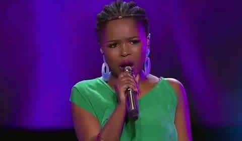 Yanga Sobetwa performing Xa Bendino Mama by Zahara