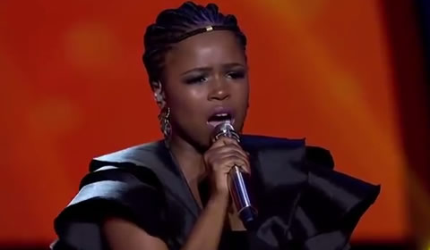 Idols SA 2018 showstopper week sees Yanga Sobetwa wowing the judges