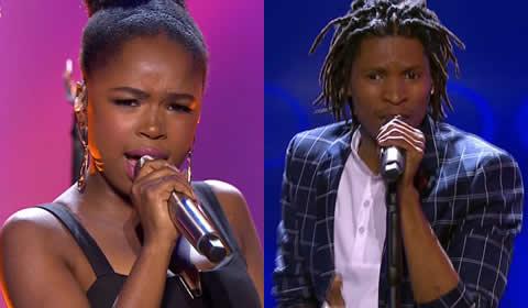 Idols SA 2018 Season 14 Top 2 Contestants Voting