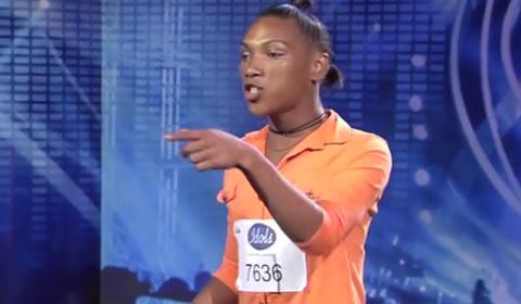 Idols SA 2018 Season 14 Wooden Mic winner Rugene Solomons